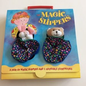 The Magic Slippers Gift Set NEW